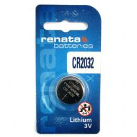 Renata Lithium Watch Batteries Coin Cells - CR2032